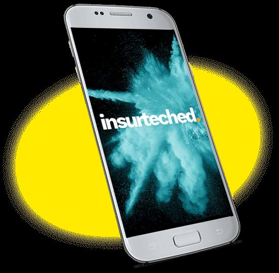 Insurance mobile phone app